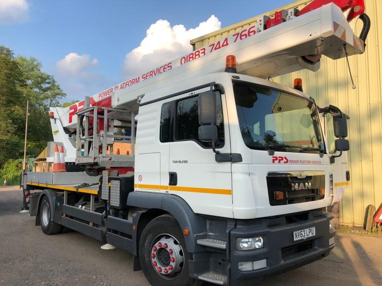 45 Meter Truck