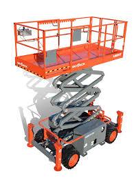 10 meter Skyjack Diesel